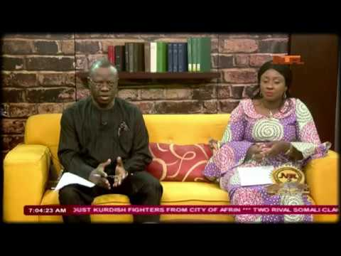 NTA Network Good Morning Nigeria: 19/3/2018