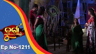 Durga | Full Ep 1211 | 25th Oct 2018 | Odia Serial - TarangTV