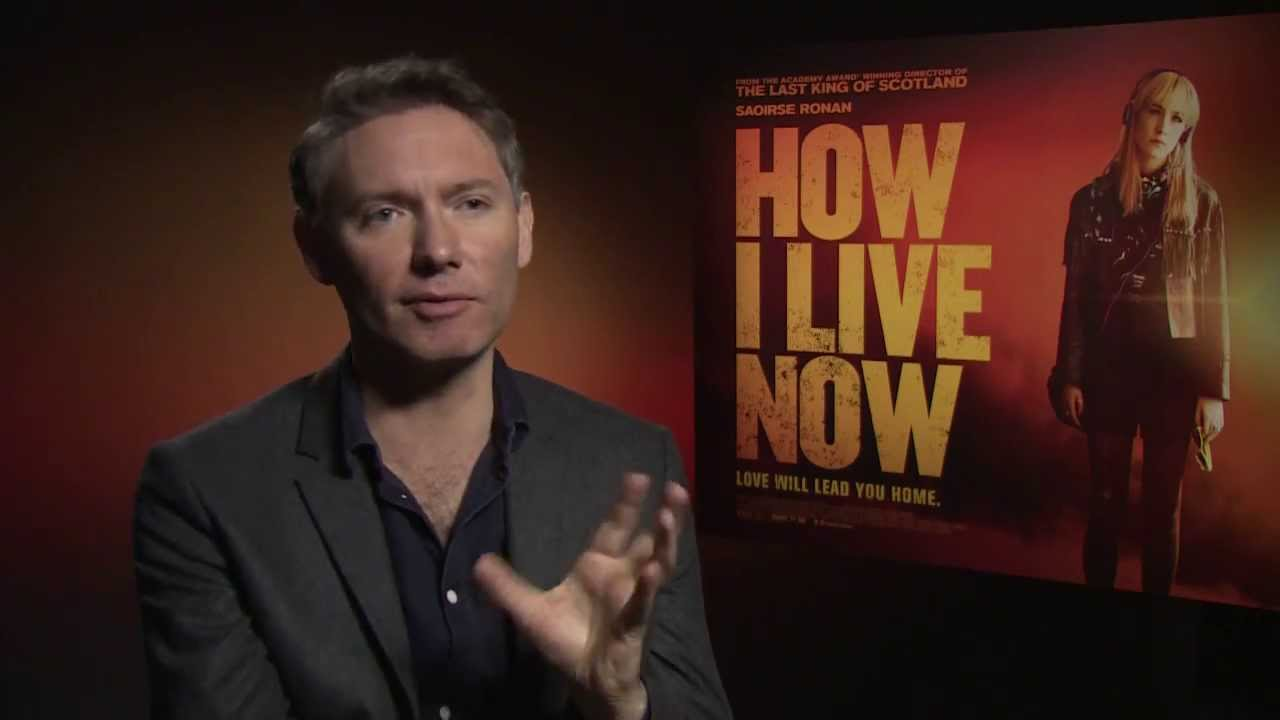 Director Kevin MacDonald Interview - How I Live Now - YouTube