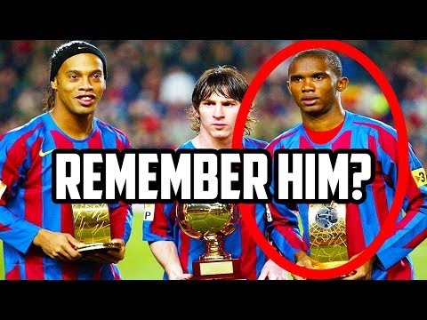 How Good Was Samuel Eto'o?