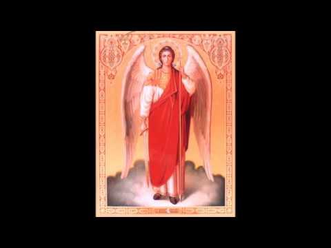 Ангел Хранитель . ОЧЕНЬ СИЛЬНАЯ  ЗАЩИТНАЯ МОЛИТВА.