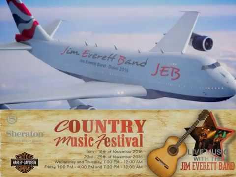 Announcement - Dubai -  Hotel Sheraton Jumeirah Beach presents the Jim Everett Band