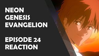 Neon Genesis Evangelion | Episode 24 Live Reaction/Commentary | The Final Messenger