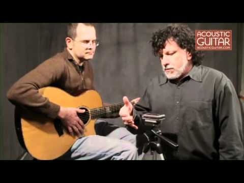 Portable Digital Recorders Demonstration from Acoustic Guitar