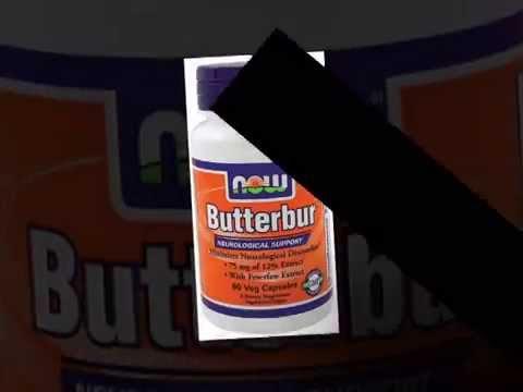 Butterbur with Feverfew Veg Capsules Online, Neurological Support Supplements | Herbspro.com