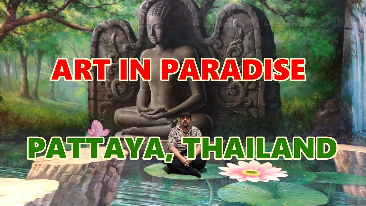 Art In Paradise - Interactive 3d Museum Pattaya Oscarinasia