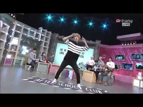 Cross gene Takuya Dance '4minute' - CRAZY