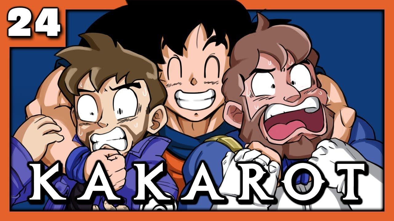 Drinks Up | Dragon Ball Z Kakarot Part 24 - TFS Gaming