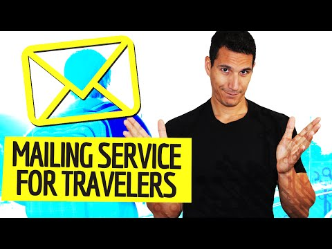 Traveling Mailbox: Mailing Service For Busy People