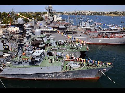 День Военно-Морского Флота Севастополь