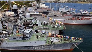 Выставка военных кораблей и судов Черноморского флота Военная служба по контракту твой выбор
