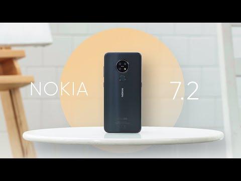 Đánh giá chi tiết Nokia 7.2