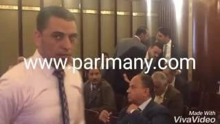 بالفيديو..مشادة بين وكيل المجلس وأعضاء اللجنة التشريعية على أثر بطلان عضوية أحمد مرتضى