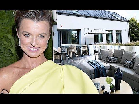Jak mieszka Kasia Sokołowska? Ma dwa domy – na wsi i w Warszawie