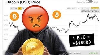 Myin kaikki Bitcoinit! VEROTTAJA iski!