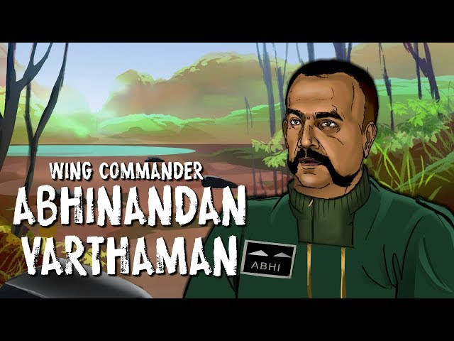 Dogfight at Nowshera: Behind the scenes of Wing Commander Abhinandan Varthaman in 2D animation