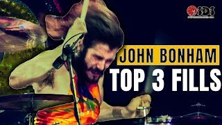 3 John Bonham Drum Fills Every Drummer Should Know