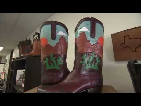 6881d4db055 Parker Custom Boots: Hand-cut, handmade and handed down