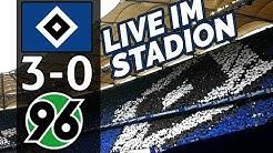 Hamburger SV vs Hannover 96 | Live im Stadion | MarcSarpei