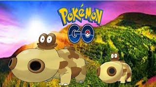 Pokemon Go  Hippopotas