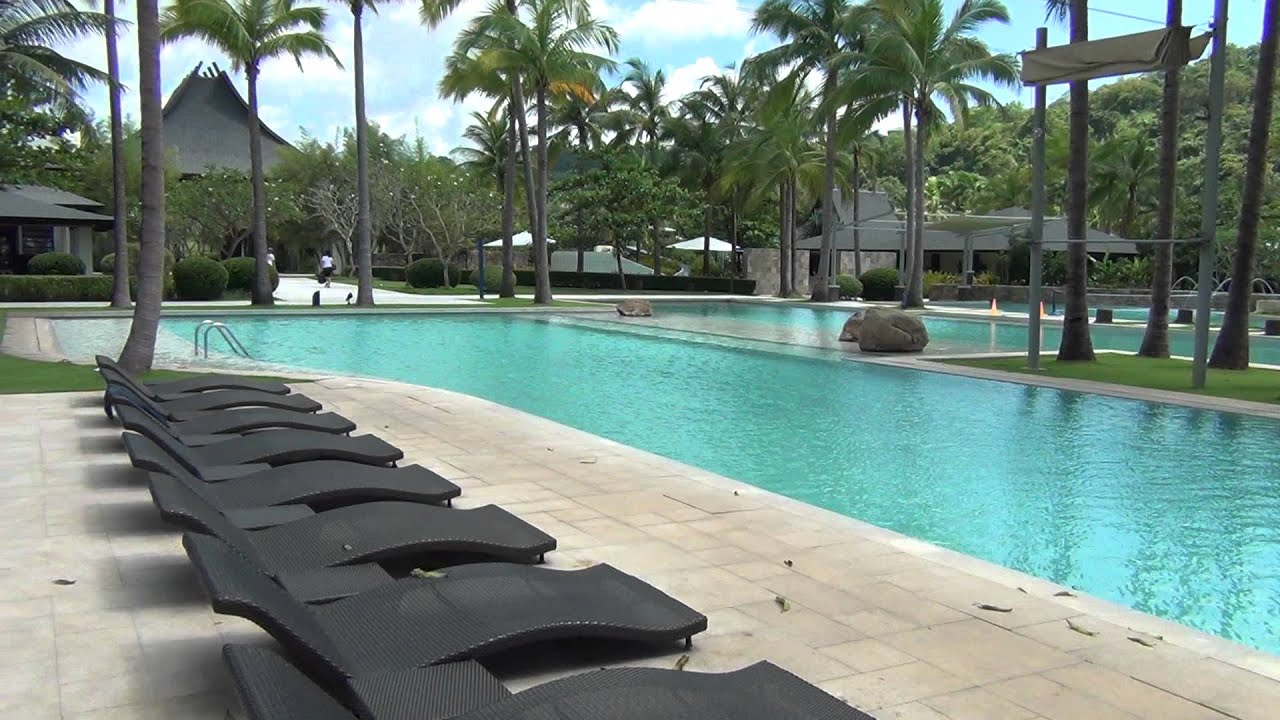 Anvaya cove beach nature club morong bataan philippines 1 youtube for Beach resort in bataan with swimming pool