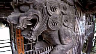 30秒の心象風景381・山門の霊獣~温泉寺(城崎)~.m2ts