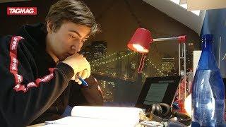 Study With Me: 1u studeren met Alexander De Boeck