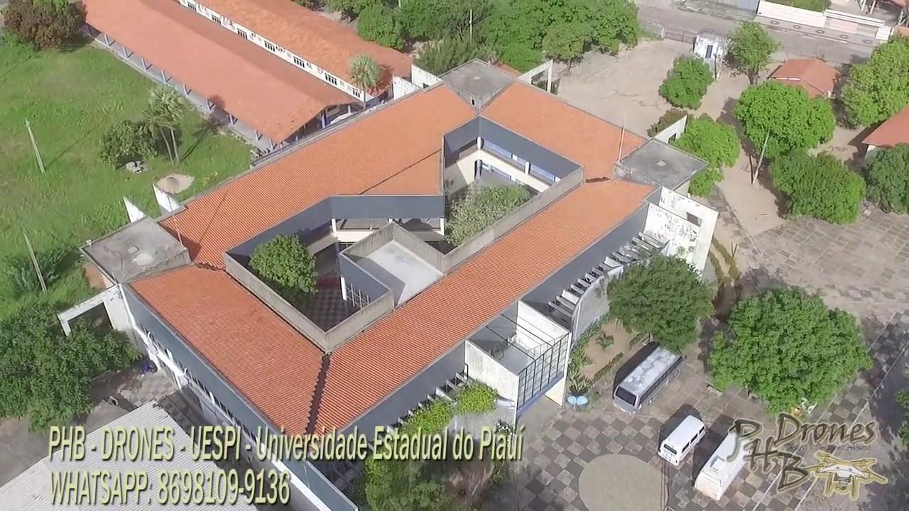 66621592e2 UESPI UNIVERSIDADE ESTADUAL DO PIAUÍ (PHB DRONE) - YouTube