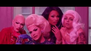 Alyssa Edwards reacts to Alexis Michelles verse in CLAT