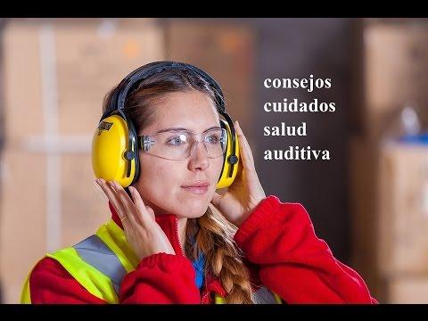 consejos y cuidados del oído evitar pérdida auditiva