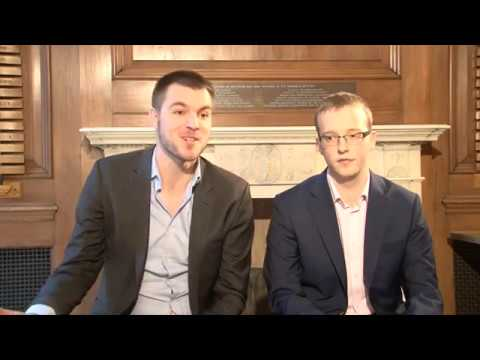 An interview with Chris Doman & Thomas Lancaster, PwC at CRESTCon & IISP Congress