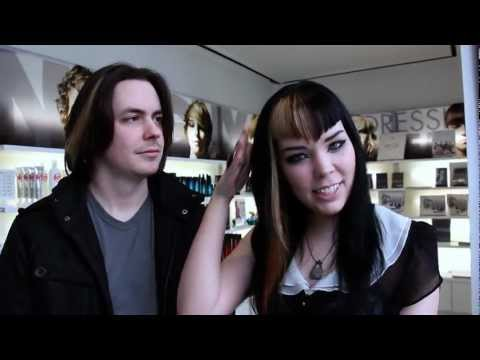 Mortem3r and Egoraptor Visit TONI&GUY Academy for a New Matching Look