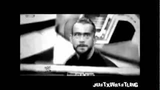 CM Punk - Not ready to Die