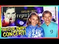 WHAT HAPPENS AT THE TAYLOR SWIFT CONCERT? | We Are The Davises