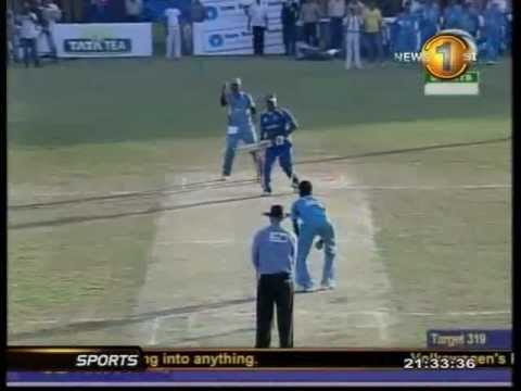 Semi-finals of T20 Blind Cricket World Cup - defeat for SL