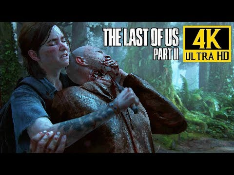 [4K] THE LAST OF US Part 2 (PS4) - E3 2018 Gameplay Demo @ 2160p HD ✔