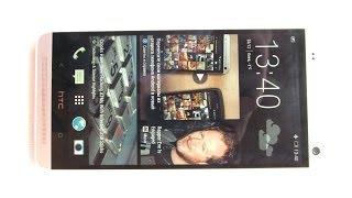 hTC One Max - большой металлический смартфон с экраном 5,9