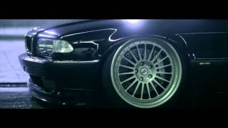 BMW E38 7 series Clip   Old School Style 2017 Video