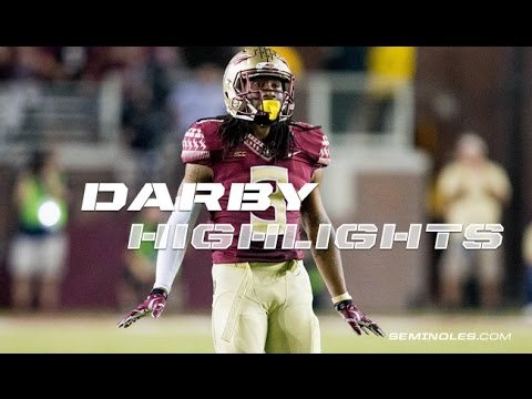 2015 NFL Draft: Ronald Darby Highlights