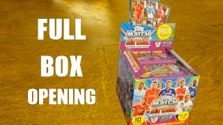 Match Attax 2015/16 BOOSTER BOX OPENING