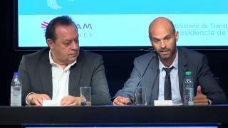 TELAM en vivo - Conferencia Dietrich Santos