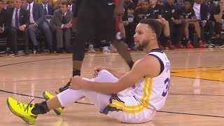 Curry Sets Playoff 3PM Record! Durant, Bev Ejected! 2019 NBA Playoffs