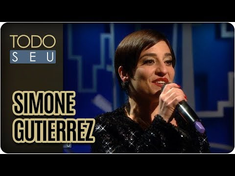 Simone Gutierrez | Liza Minelli - Todo Seu (14/08/17)