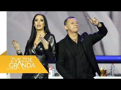 Katarina Grujic i Sako - Bonjour - ZG Specijal 14 - 2018/2019 - (TV Prva 23.12.2018.)