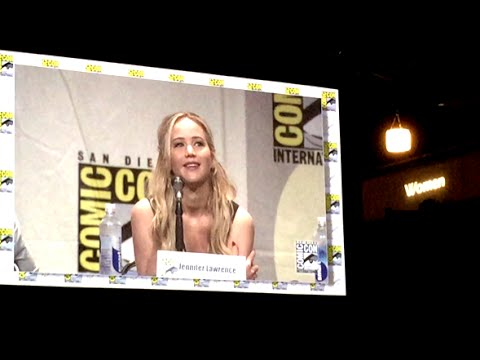 The Hunger Games: Mockingjay Part 2 at Comic-Con
