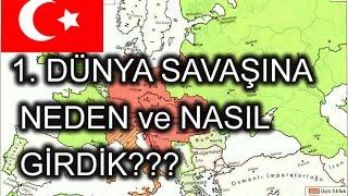 Osmanlı Devleti 1. Dünya Savaşına Neden ve Nasıl Girdi? - Arif Önder'in Sesinden