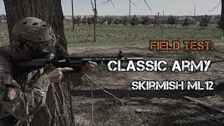 Matt's Classic Army Skirmish ECS ML12 Field Review - Fox Airsoft