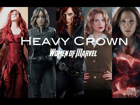 Heavy Crown || Women of Marvel