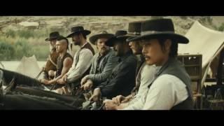 Chris Pratt und Denzel Washington in DIE GLORREICHEN SIEBEN Trailer HD german deutsch