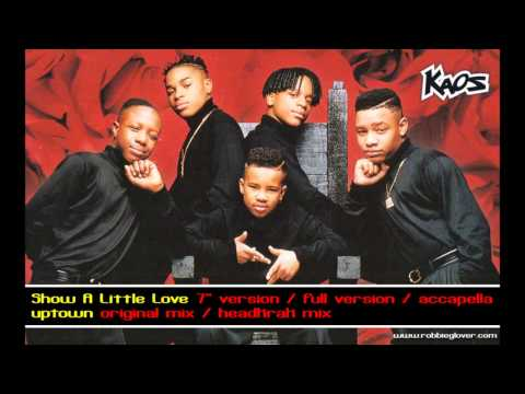 Ultimate Kaos - Show A Little Love (Complete Remixes Ft. Uptown Mixes & Accapella)